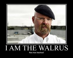 Jamie Hyneman Demote by VampiricYoshi