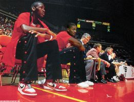 Chicago Bulls: Past and Future by Angelmaker666