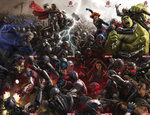 AVENGERS age of ultron by steeven7620
