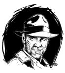 INDIANA JONES by mister-bones