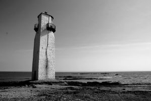 lighthouse by Laurenwyllie