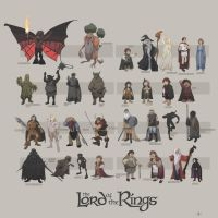 Rings of the Lord by lord-phillock