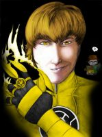 Sinestro Corps Film Brain by PhilWiesner