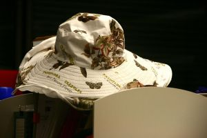 Day 288: A White Hat by coolwanglu