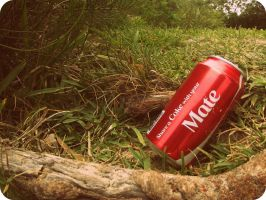 Share A Coke With Your Mate by OheyThereYoshi