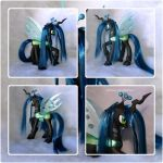 Queen Chrysalis by Soulren