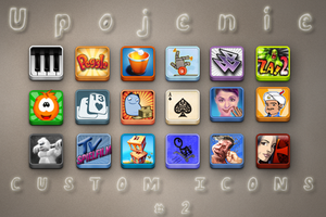 Upojenie Custom Icons 2 by AltenWemser