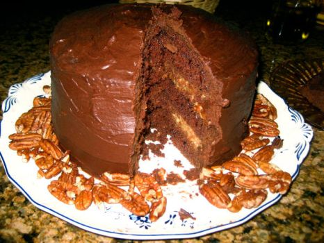 Inside-Out German Choc. Cake by co1dpaws