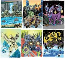 CKC Trading Card Set 5 by fbwash