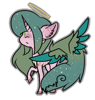 :Offer to Adopt: Winged Tailmouth by AzrealRou
