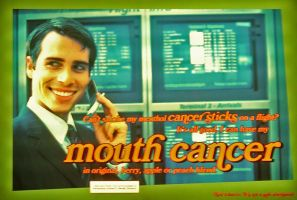Cell phone cancer by mobydisk