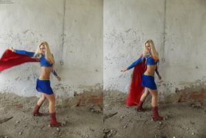 Supergirl 0012 by EvenSummer