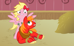 Cherry Caught Herself a Stallion by pageturner1988