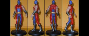 Atom Smasher custom figurine by Ciro1984