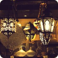 Souk Lamps by lostknightkg