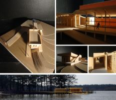 Noxubee: Boathouse model by ScottDPenman