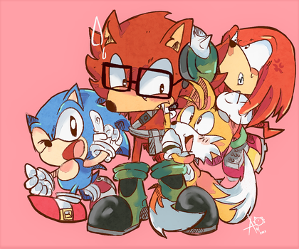 forces mania by aoii91