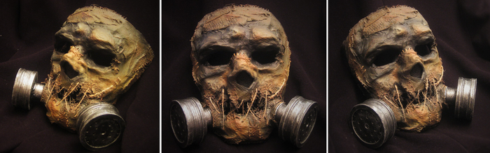 Scarecrow Mask. by APlaceForStuff
