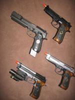 Resident Evil Samurai Edge collection by Demon-Lord-Cosplay