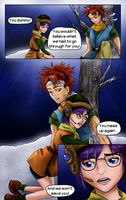 Lucca Resurrects Crono by hidemoron
