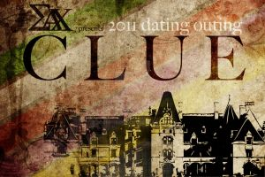 Clue Dating Outing Invitation by joshfred90