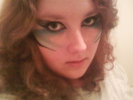 80's Makeup by limewine