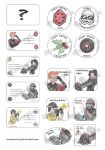 First Order Label Stickers- Now on sale!! by saradrawing