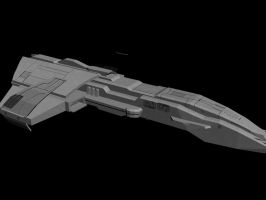 Concordia Class WIP textures 1 by EpytronOmega