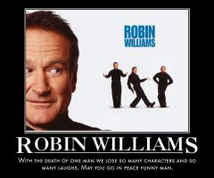 Robin Williams Motivational by jswv