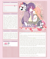 Layout 006 by ShiraYuri-Site