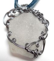 Shadowsea Pendant no. 18 by sojourncuriosities