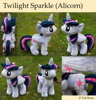 Twilight Sparkle - Plush by TadStone