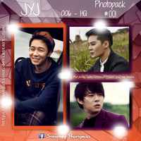 +JYJ | Photopack #OO1 by AsianEditions