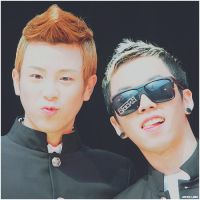 P.O and Taeil by JackieLuna