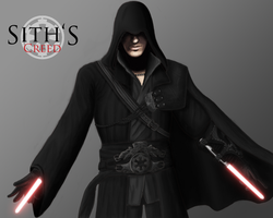 Sith's Creed: Ezio Auditore by JackJasra