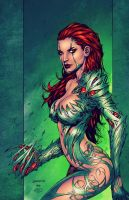 Broussard's Witchblade - Colors by StacyRaven