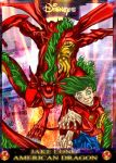 Jake Long: American Dragon by Thsunami