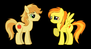 Braeburn: Don't Cry Spitfire by 3D4D