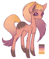 Custom- Palette #11 by PeachyKat