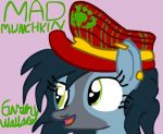 Analyst Drawings: Mad Munchkin by BritishBronyReviewer