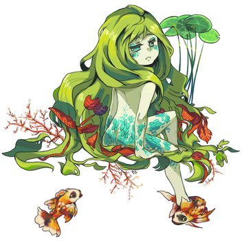 lillypads by pidies