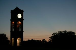 Clocktower by friendsoffoes
