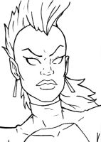 Storm Sketch Card Inks by ibroussardart