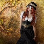 Steampunkin by rebekahw-photography