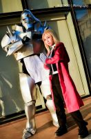 Elric Brothers by cheesymamon