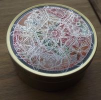 Pretty Sweets Tin by mebeme14