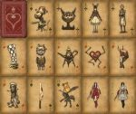 Alice Madness Returns Cards by ViewtifulJesus