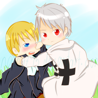 APH-HRE,Prussia by naznaz95