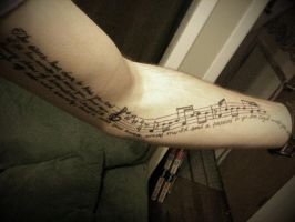 Music In Me by JeffreeScot