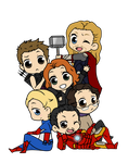 MARVEL'S AVENGERS by Mibu-no-ookami